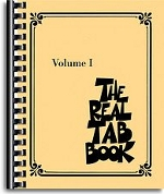 The Real Tab Book – Volume 1