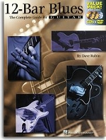 Dave Rubin: 12-Bar Blues - The Complete Guide For Guitar