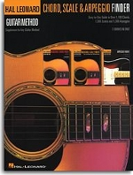 Hal Leonard Guitar Method: Guitar Chord, Scale & Arpeggio Finder