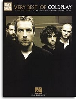 Coldplay: Very Best Of - Easy Guitar